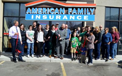 American Family Insurance Ribbon Cutting