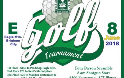 Golf Tournament Scheduled