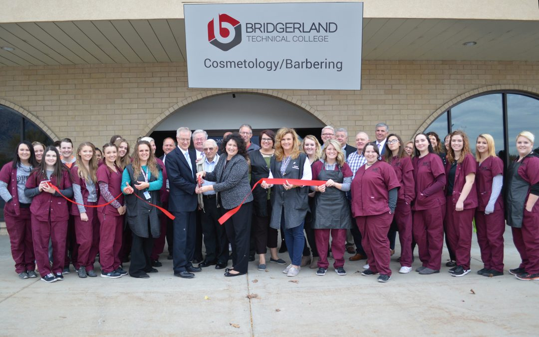 Bridgerland Technical College Ribbon Cuttings