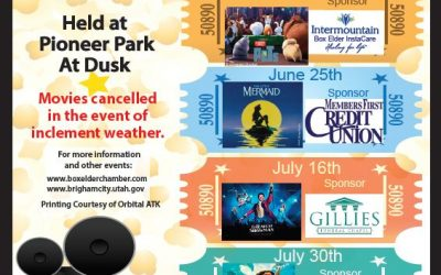 Movies in the Park Scheduled