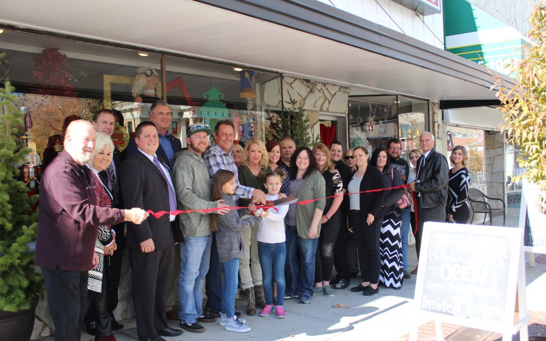 Drewes Floral Ribbon Cutting