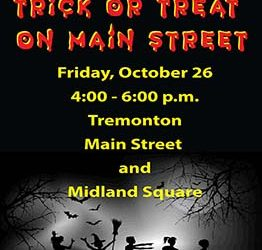 Trick or Treat on Main Street – Tremonton