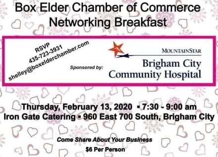 February 2020 Networking Breakfast